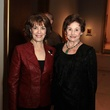 MFAH War Photography dinner, November 2012, Jeanie Kilroy, Ann Trammell