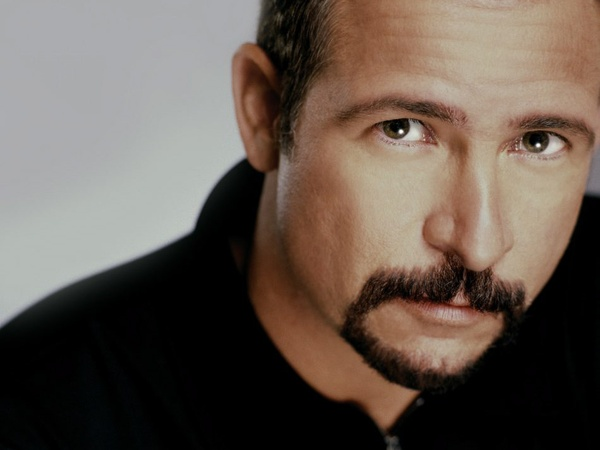 Jim Rome, radio host, sports journalist, head shot