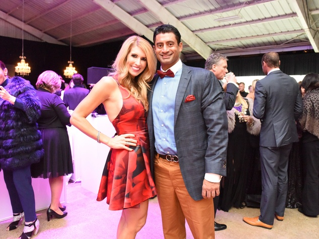 Heart of Fashion Dr. Melissa Dupree, Dr. Navin Subramanian