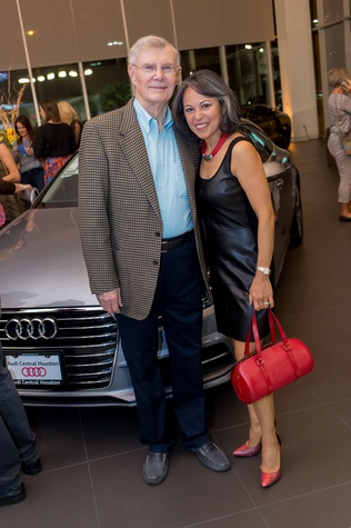 Audi Central Houston >> Fringe movement rates high with Cattle Baron's cowgirls ...