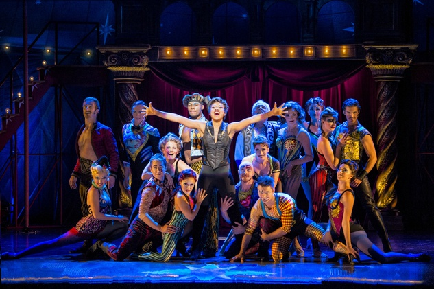 Theater District Open House 2015-Broadway Pippin