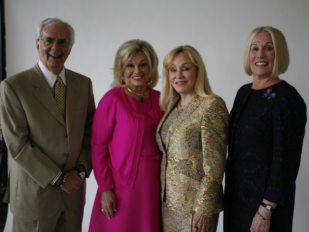 News, Shelby, Celebration of Champions, Oct. 2015Scott Basinger, Sidney Faust, Judi McGee, Elsie Eckert