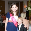 1 James Ryan and Sydney Marquis at the Leukemia & Lymphoma Society Man and Woman of the Year Gala June 2014