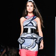 Herve Leger spring 2015 collection runway