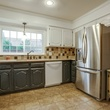 Kitchen at 1500 Stoneham Place in Richardson