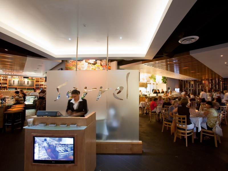Sorrel Urban Bistro, interior