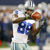 Dez Bryant of the Dallas Cowboys