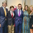 59 Mike Plank, son, Johnny Manziel, Kendall Plank and Susan Plank at the Dec My Room Fashion Show February 2014