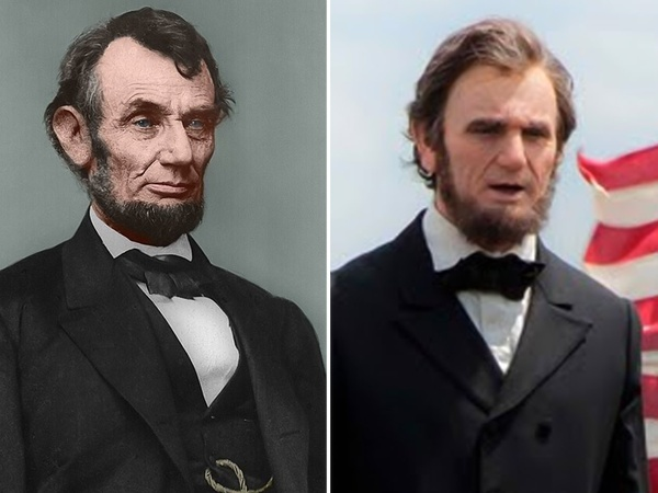 Abe Lincoln, Benjamin Walker