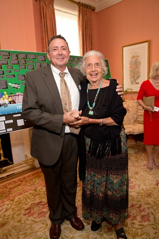Houston, Bayou Preservation Association Anniversary Luncheon, May 2016, Robert Rayburn, Terry Hershey