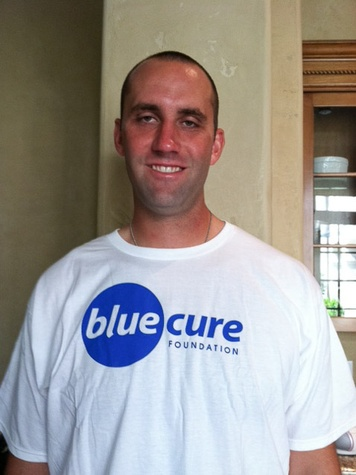 News_Blue Cure Foundation_Matt Schaub