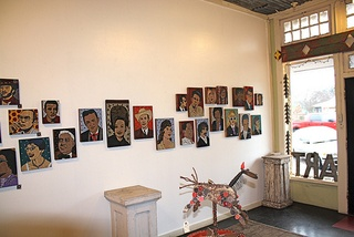 Austin photo: Places_Arts_Yard_Dog_Gallery_Exhibit