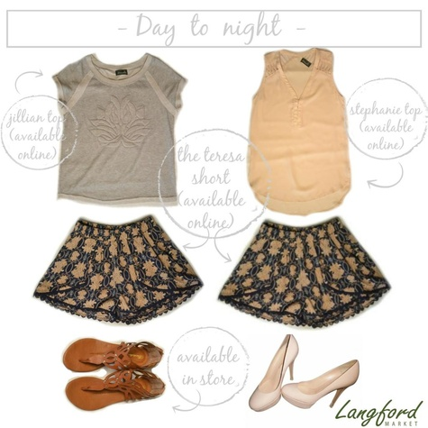 Langford Market Summer Outfits