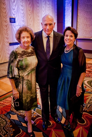 19 Harriet and Truitt Latimer, from left, with Ginni Mithoff at the Planned Parenthood Gala October 2014