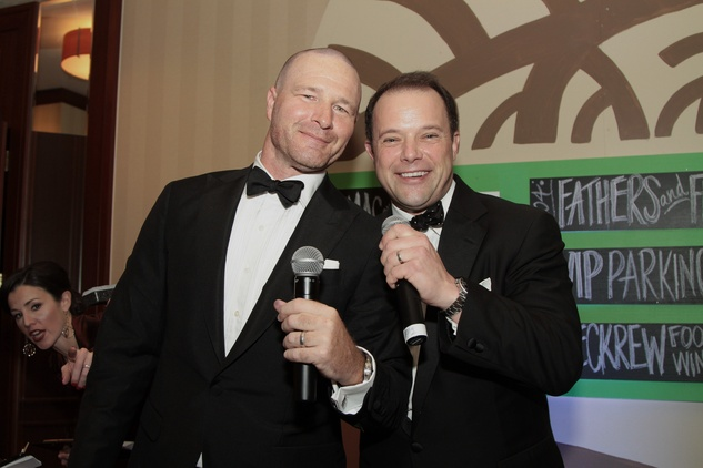 News, Shelby, Park Lover's Ball, February 2015, John Young, William Vanderbloemen