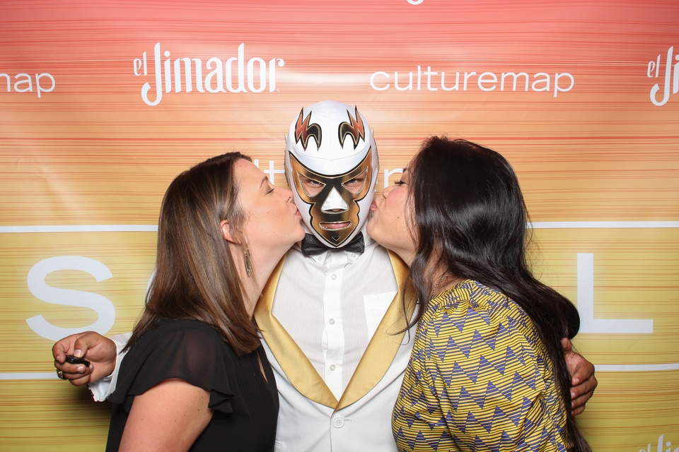92 Smilebooth at CultureMap Summer Social July 2014