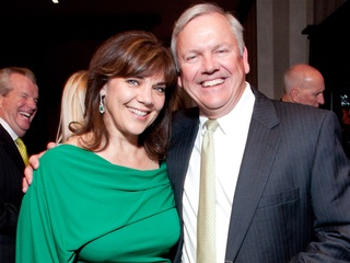 News_Memorial Hermann dinner_March 2012_Terri Havens_John Havens
