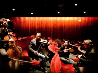 Houston Friends of Chamber Music Fiction Concert: Ebène Quartet