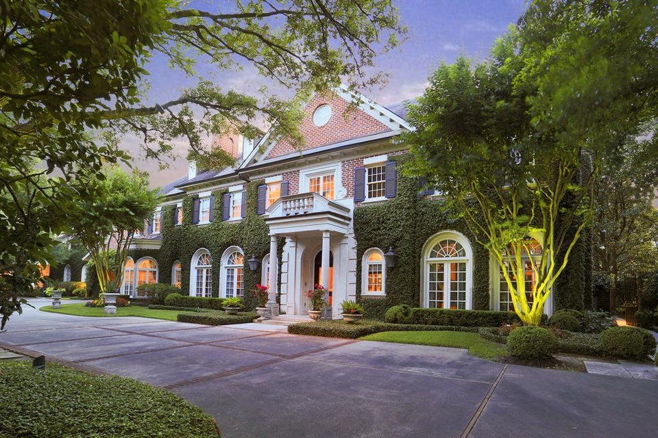 News, Houston's Most Expensive Home Sales, Jan. 2015, 4000 Willowick