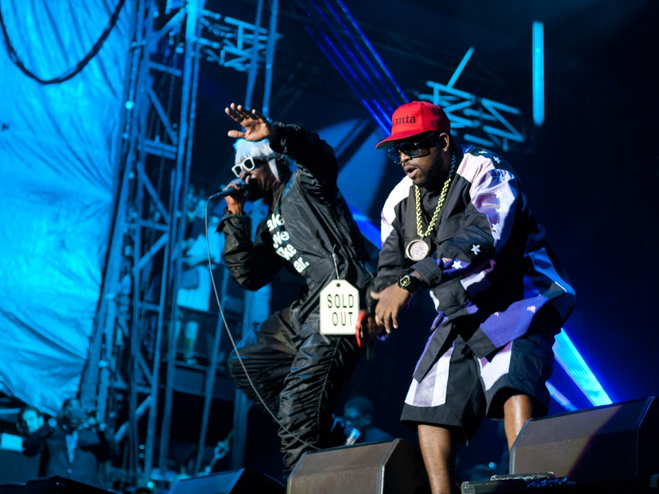 Austin City Limits Festival ACL 2014 Weekend One Day One Outkast
