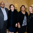 Arthur Wicks, Cameron Wicks, Dana Wicks,Barby Crabtree, Zonta Club of Dallas