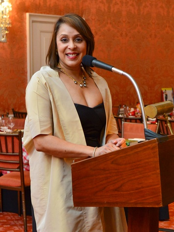 Natasha Trethewey at the Inprint Poets & Writers Ball February 2014