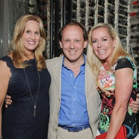 Del Frisco's Grille Houston hosts March Of Dimes Kick-Off Party Vanessa Sendukas, Franco Valobra and Rosemary Schatzman