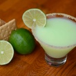 1252 Tapas margaritas with limes
