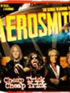Austin Photo: Event_Aerosmith and Cheap Trick_Nov2012