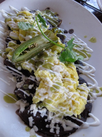 El patio changes its name and mixes up the mexican at the for Arturo boada cuisine menu