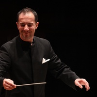 Texas Music Festival Rossen Milanov interview June 2013 conducting