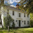 On the Market Renee Zellweger 1774 house in Connecticut September 2014 front exterior side view