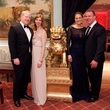 6 Jason and Liz Love, from left, and Rachel and Tom Regan at the Junior League of Houston Charity Ball February 2014