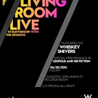 Austin photo: Events_Living Room Live_Poster