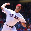 Pitcher Justin Grimm of the Texas Rangers