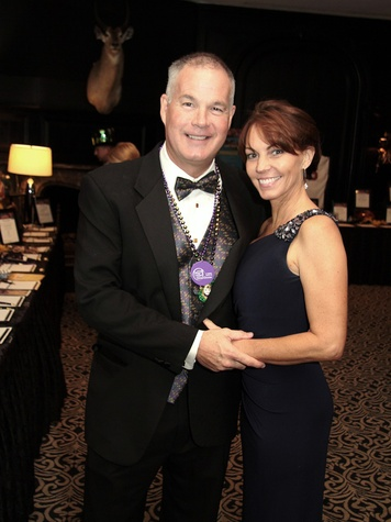 Johnny and Karen Prejean at the Devereux Gala February 2014