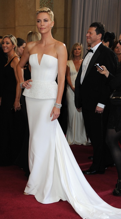 Charlize Theron, Academy Awards, February 2013