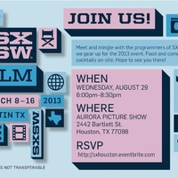 SXSW Film H-Town Happy Hour