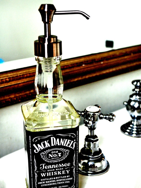 JackDaniels Soap Pinterest
