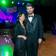 21 Carol and Paul Beck at the St. Thomas Mardi Gras Gala February 2015