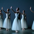 Artists of Houston Ballet in George Balanchine's Serenade