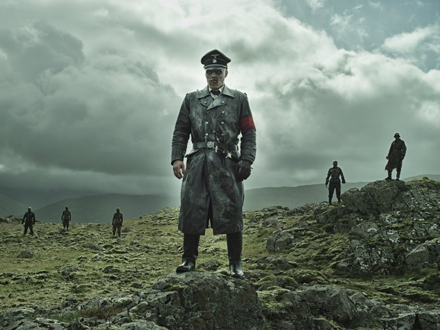 Nazi zombies in Dead Snow 2 Red vs Dead at Fantastic Fest