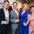 10 Shawn Virene, from left, Shepard Ross, Erin Hicks and Shelley Kanter at CultureMap's 2014 Tastemakers Awards May 2014