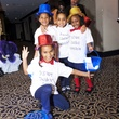 7434 Kandy Stripe Academy students at the Collaborative for Children dinner October 2014