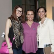 Whitney Garibay, from left, Victoria Jezic-Keller and Lynn Zeid at Bayou Bend's Bubbly on the Bend April 2014