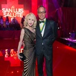 25 Diane Lokey Farb and Mark Sullivan at the San Luis Salute February 2015