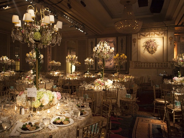 Ball Table Decorations Beauteous And We Thought It Wasn't Possible Dallas Shows Houston Social Decorating Design