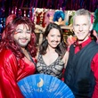 Catastrophic Theatre Drag Ball 2015 Co-chairs Sixto Wagan, Anika Jackson and Matthew Dirst