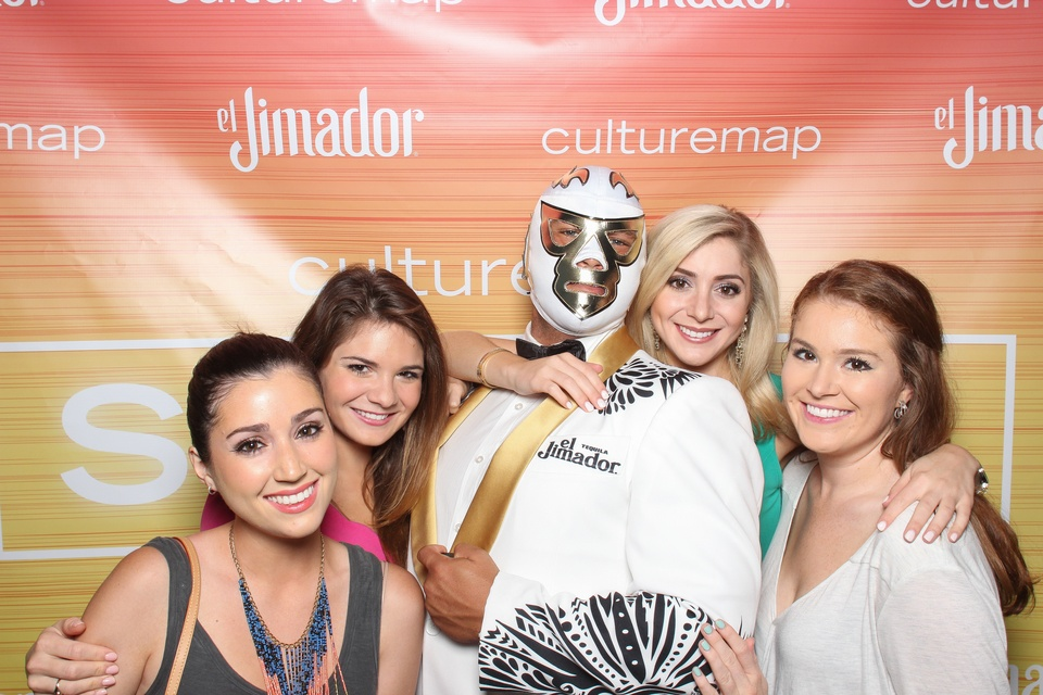 143 Smilebooth at CultureMap Summer Social July 2014