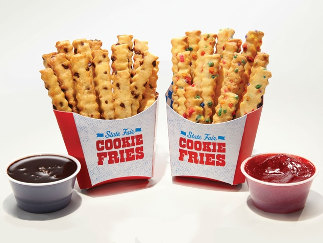 State Fair of Texas cookie fries